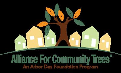 Alliance for Community Trees logo