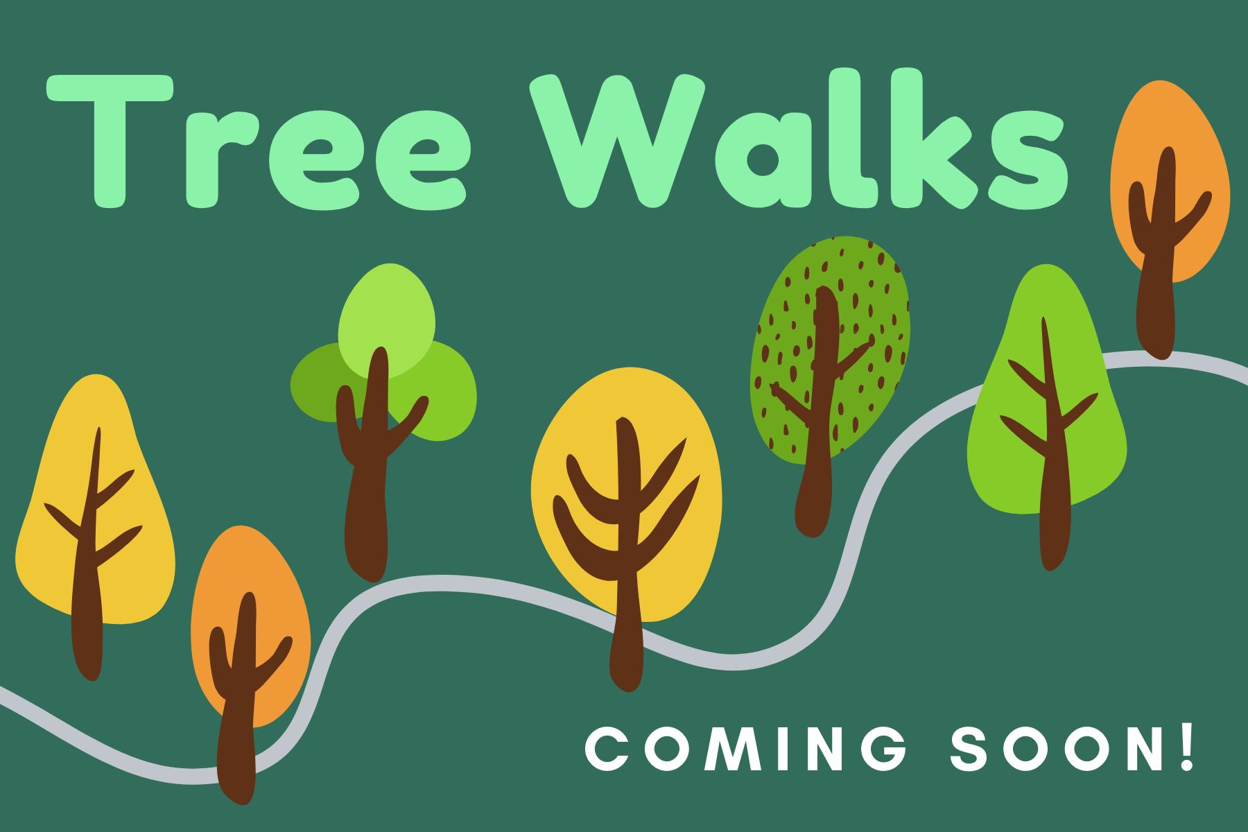 tree walks art